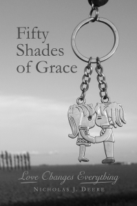 Fifty Shades of Grace - Front Cover